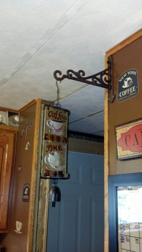 Day 39 S Coffee Themed Kitchen Decor Home Pinterest