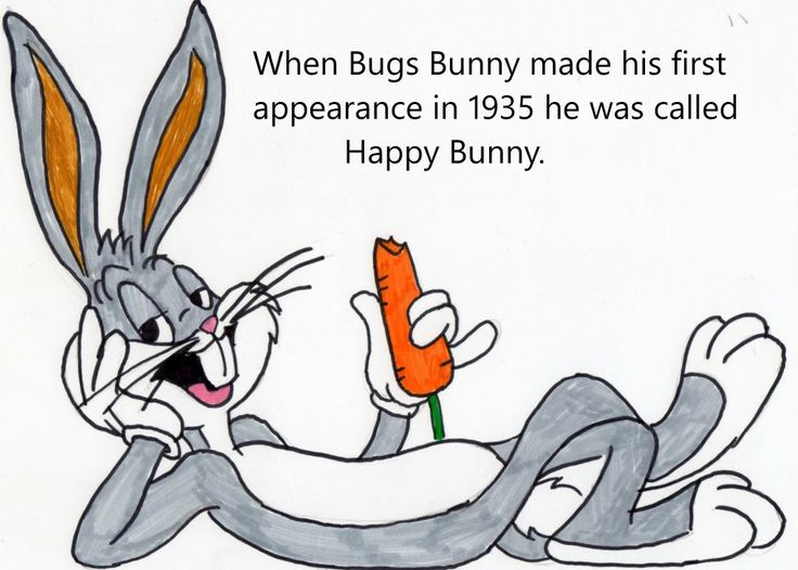 bugs bunny information