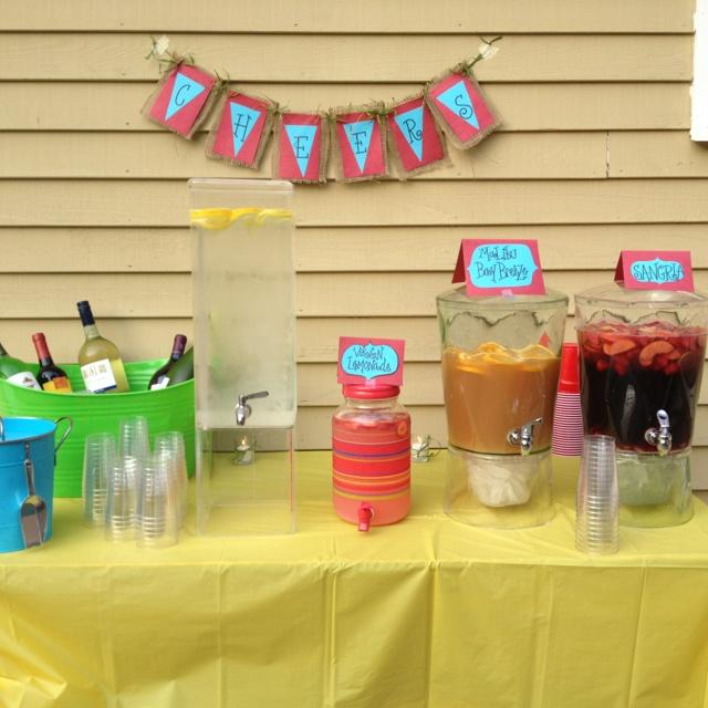 Diy party decorations graduation party pinterest