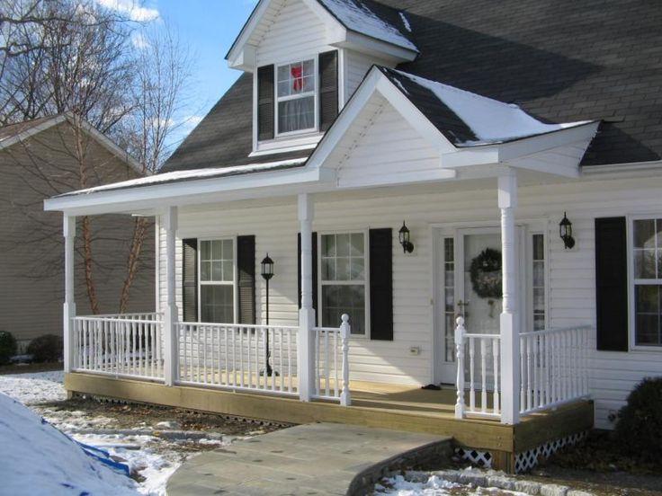 Farmers porch dormer exterior home love pinterest for Farmers porch