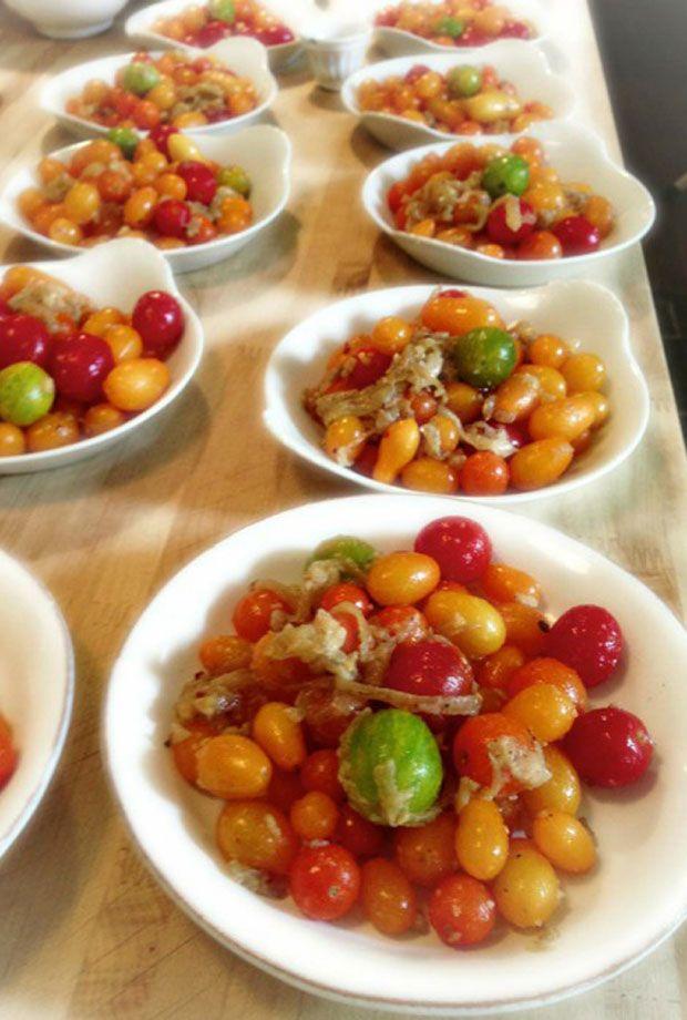 tomato cobbler | Entertain | Pinterest