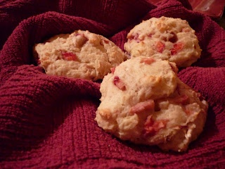 Strawberry Ricotta Scones | Recipes | Pinterest