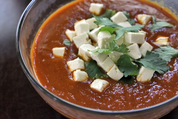 Roasted Eggplant and Tomato soup | Food for thought and waistline | P ...