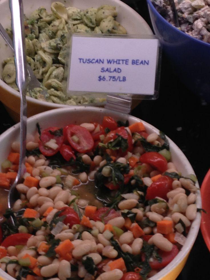 tuscan bean salad | Summer | Pinterest