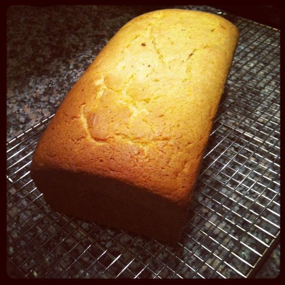 perfect cream cheese pound cake | desserts | Pinterest