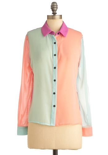 The Bright Choice Top