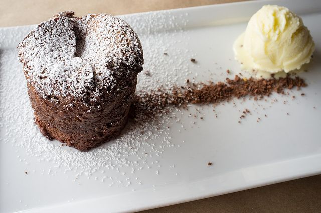 Fallen Chocolate Cake | chocolate recipes | Pinterest