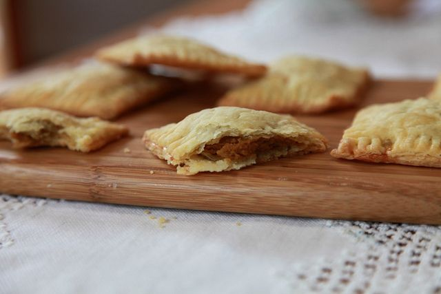 Pumpkin Pie Pop Tarts with Maple Glaze Recipe (Joy The Baker)