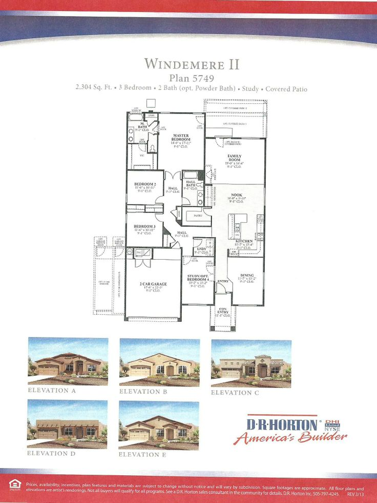 Pin by nm home team on dr horton floor plans pinterest for Windemere homes floor plans