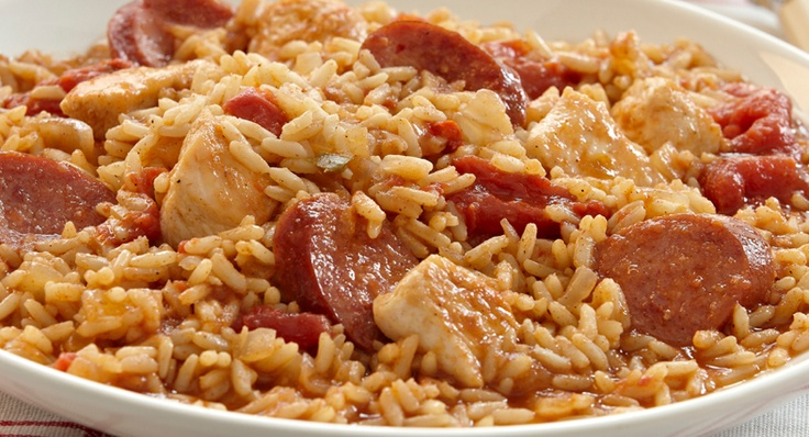 Easy Jambalaya | Recipe