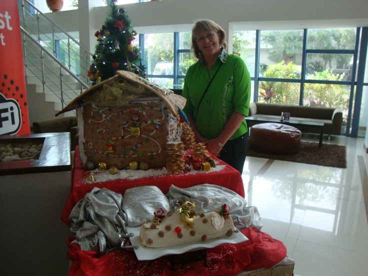 Decorations For Christmas In Ghana : Christmas decoration in ghana accra one of the most
