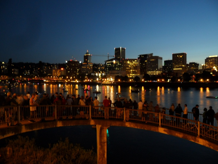portland oregon july 4th 2014