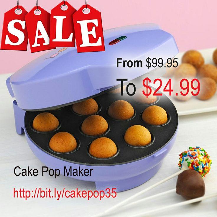 cake pop maker. Black Bedroom Furniture Sets. Home Design Ideas