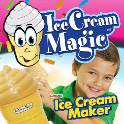 Ice cream magic as seen on tv holy cow these things really work