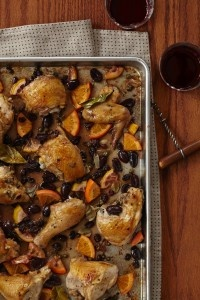 Zinfandel Chicken Marbella..Sub Tofu? | EAT | Pinterest