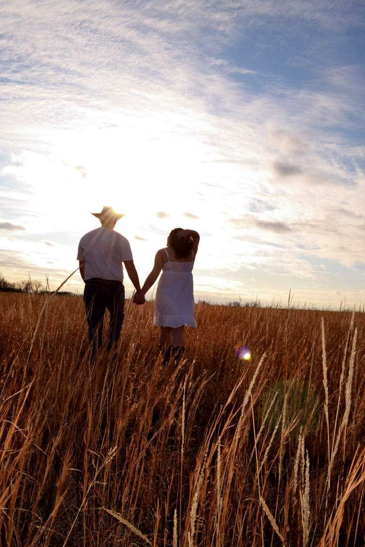 Country Couple | Maybe God Just Kinda Likes Cowboys And ...