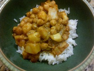 Butter Chickpea Curry | Recipes | Pinterest