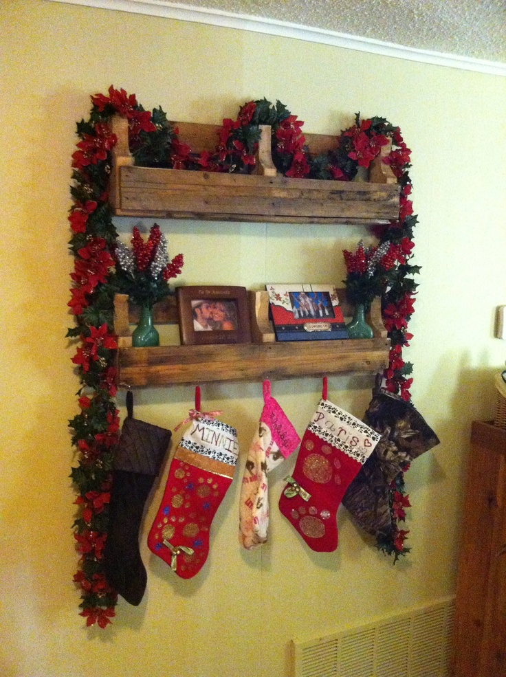 christmas decorations from pallets ideas christmas