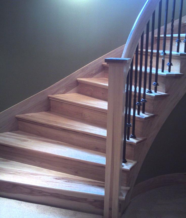 Basement Stair Inspiration | 736 x 862 · 185 kB · jpeg