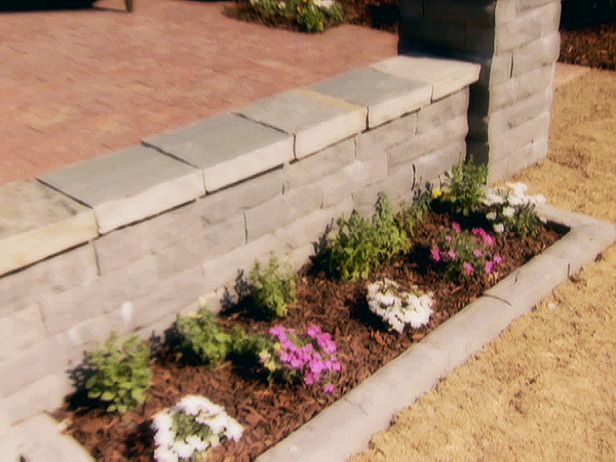 How to build a stone sitting wall how to diy network horrendous