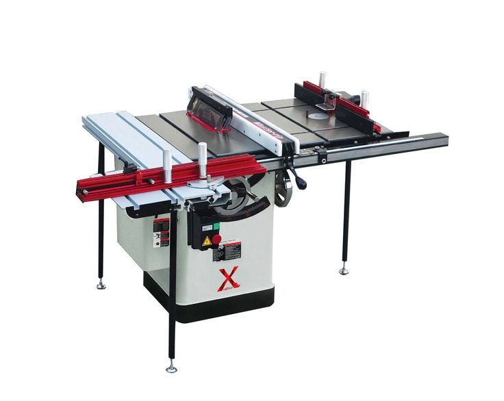 Cabinet saw work station 10 inch 240v 30mm can accept 8 for 10 cabinet table saw
