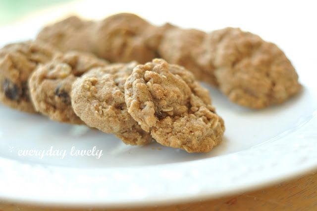 The Best Oatmeal Raisin Cookies | Foooood | Pinterest