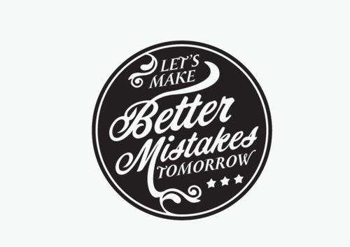 Better Mistakes