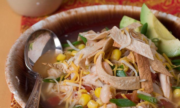 Turkey Tortilla Soup | Recipe