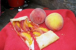 Bake On Through: Tequila Peach Pie | Food I Want To Make | Pinterest