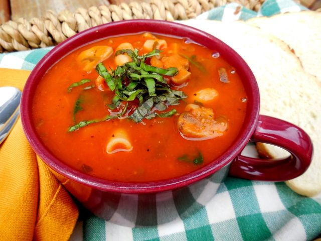 Hearty Italian Soup | yummy | Pinterest