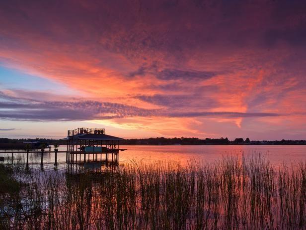Sunrise at Blog Cabin