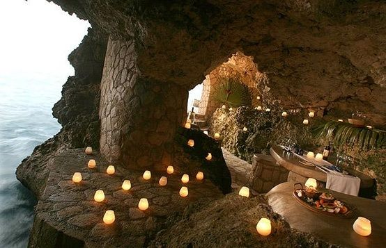 The Caves Resort in Jamaica, one of the 100 Most Amazing, Unique, and Beautiful Hotels In The World.