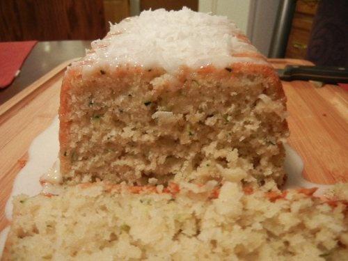 Zucchini-Coconut Bread | Bread &Roll Recipes | Pinterest