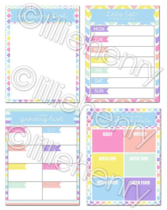 """Calendar Life Planner : Search results for """"printable erin condren pages"""
