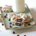 No-Bake Stuffed Cookie Dough Bites | Recipe