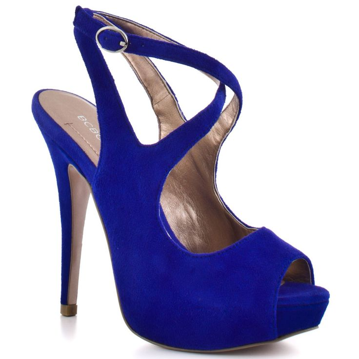 BCBG Ebonee in Cobalt