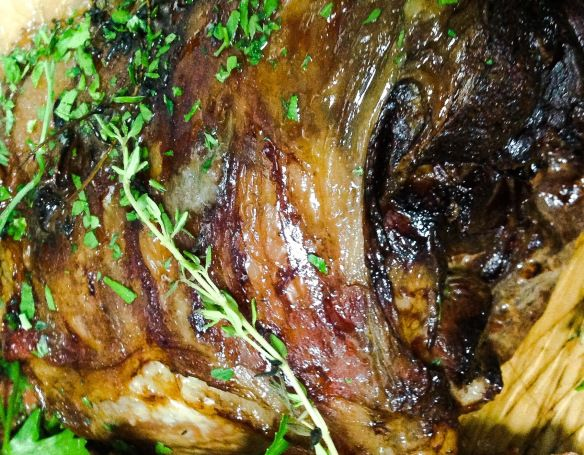 ... kleftiko daniel galmiche s roast leg of lamb with garlic and lavender