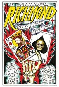 Tattoo artists in richmond bc