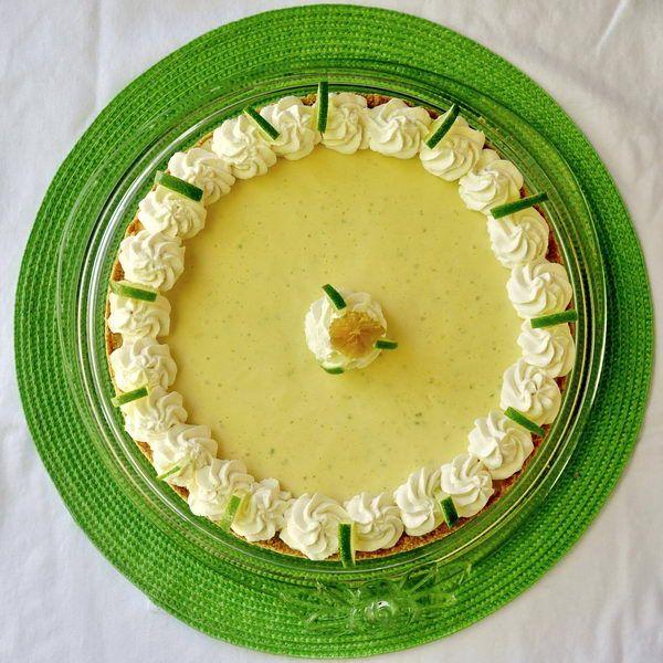 Frozen Key Lime Pie | Sweet Things | Pinterest