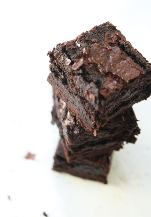Smitten Kitchen's Alice Medrich's Best Cocoa Brownies. Made these ...