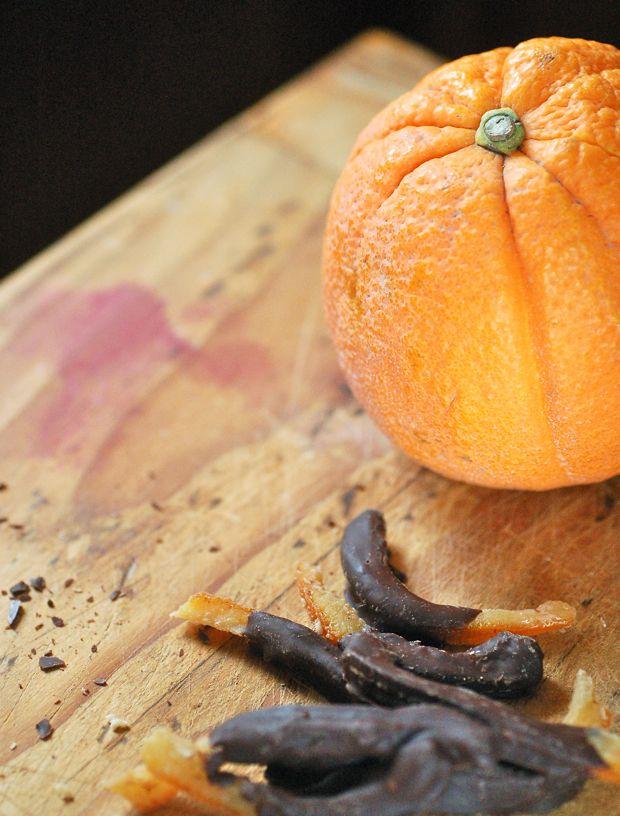 Orangettes #vegan | Vegan Desserts | Pinterest