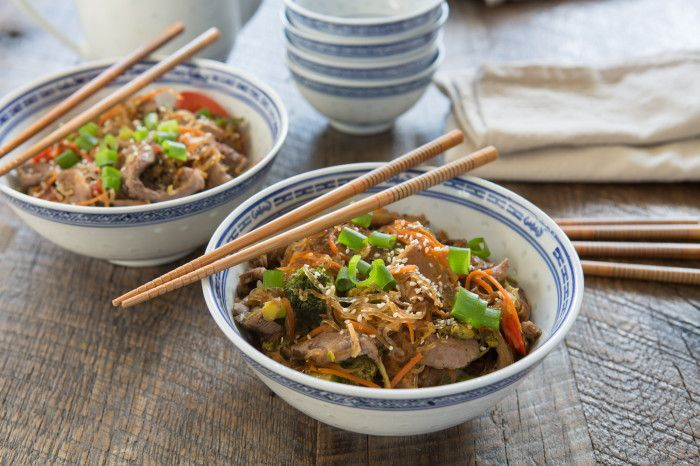 Paleo Korean Beef Stir Fry Great way to use leftover beef from Korean ...