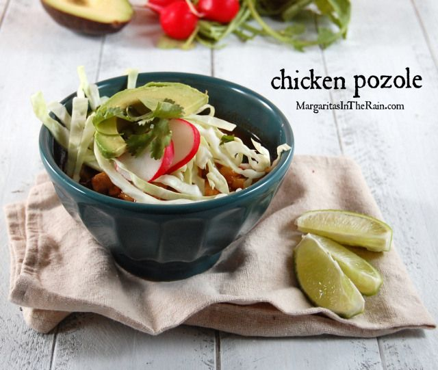 Chicken Pozole | Latino-Inspired Recipes | Pinterest