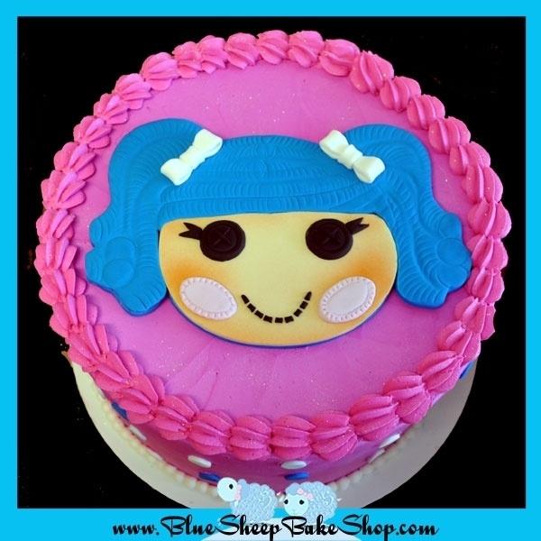 Lalaloopsy Birthday Cake  Cakes and Decorating  Pinterest