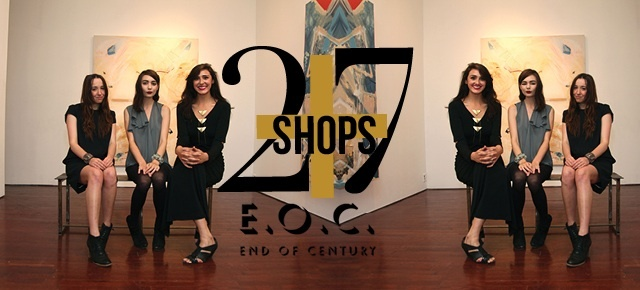 I want to own my own lifestyle store... art, clothing for the middlelclass girl.... something like this    2 7 Shops: End of Century NYC on http://www.twoandseven.com