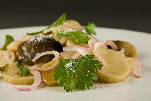 Thai Wild Mushroom Salad | Recipes: Fruits and Salads | Pinterest