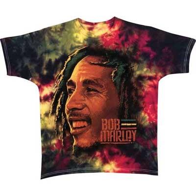 Bob Marley Powerful Dye