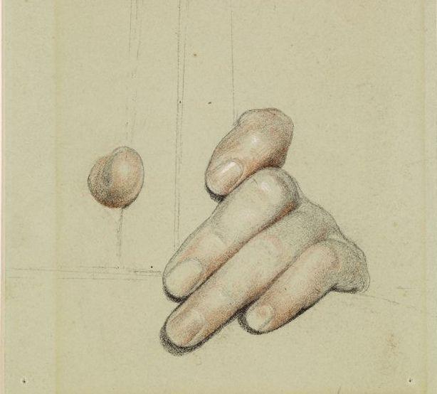 dibujar y colorear las manos 16