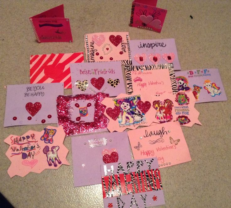 homemade valentine cards youtube