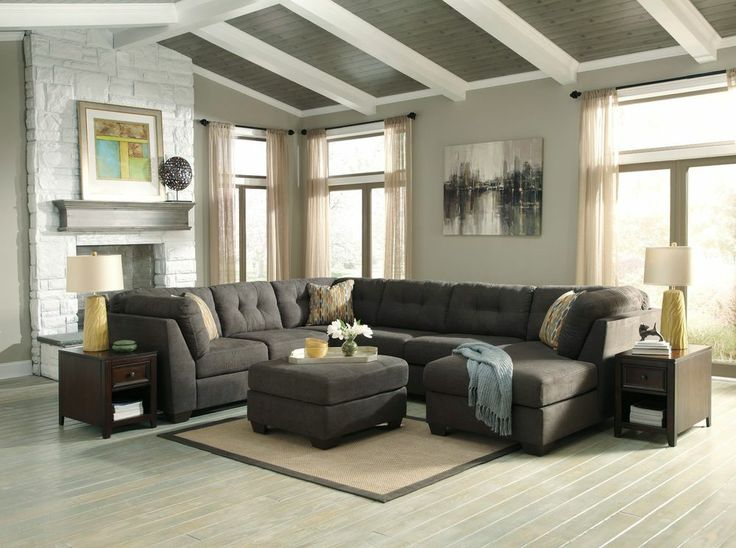 Pinterest discover and save creative ideas for Ashley microfiber sectional with chaise